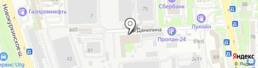ПРЕМИУМ на карте Химок