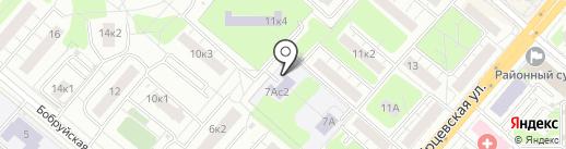 ФаворитФильм на карте Москвы