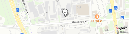 Бонтрейд на карте Химок