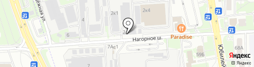 AUTO3N на карте Химок