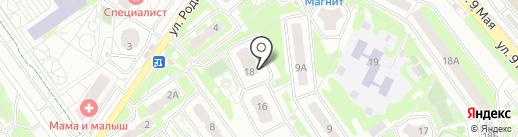Техкомсервис на карте Химок