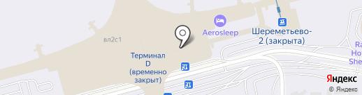 Авиатрансагентство на карте Химок