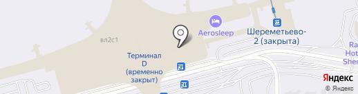 БПО на карте Химок
