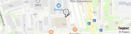 Nerta на карте Химок