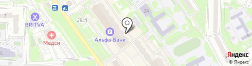 Центр, ТСЖ на карте Химок