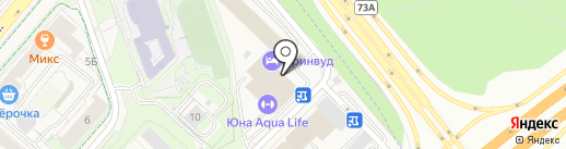 Bestfix на карте Москвы
