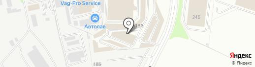Магазин инженерной сантехники на карте Химок