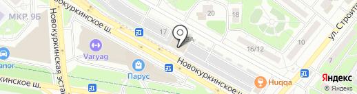 РЕСО-Гарантия, СПАО на карте Химок