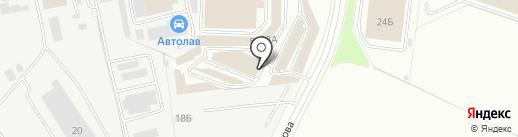 Магазин спецодежды и электроинструментов на карте Химок