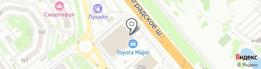 Банкомат, Автоторгбанк на карте Химок