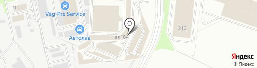 Магазин инструмента и отделочных материалов на карте Химок