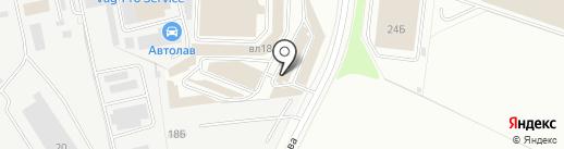 Магазин по продаже оконных элементов на карте Химок