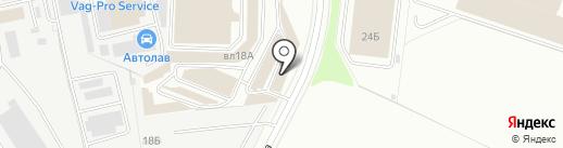 Volt-Mag на карте Химок
