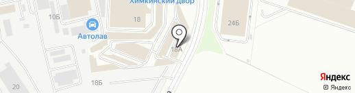 Магазин электрики на карте Химок