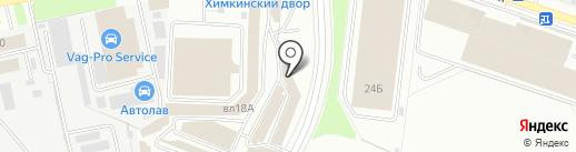 Мир электрики на карте Химок