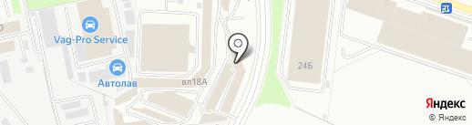 Revado на карте Химок