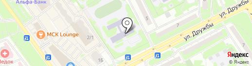 Гелиос на карте Химок