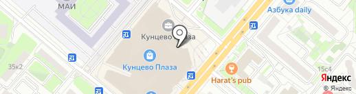 4hands на карте Москвы
