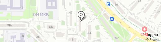 Инжстройизоляция-Аква на карте Химок