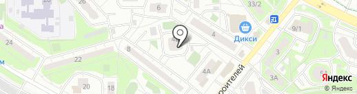 Аптечный пункт на карте Химок