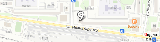 Кулинария на карте Москвы
