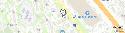 Купить-розетки.ру на карте Химок