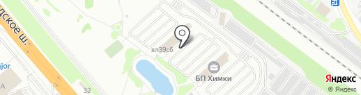 PO2RT на карте Химок