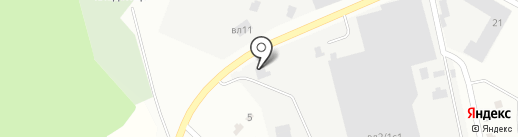 Автомойка на карте Чехова