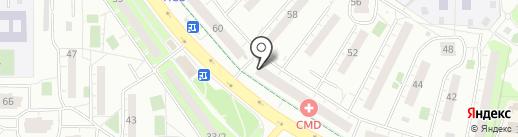 Мастерская по ремонту обуви на карте Химок