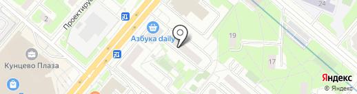 Доктор рядом на карте Москвы