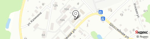 ТорМак на карте Чехова