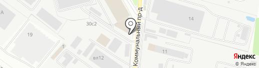 AAA Cargo на карте Химок
