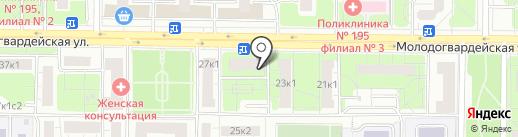New Year Box на карте Москвы