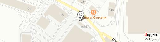Нетстор Менеджмент на карте Химок