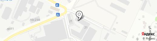 Профклинингсервис на карте Чехова