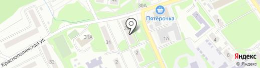 Библиотека №3 на карте Лобни