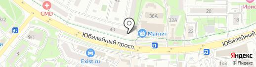 Iprof на карте Химок