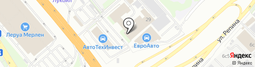 Банкомат, Сбербанк, ПАО на карте Химок
