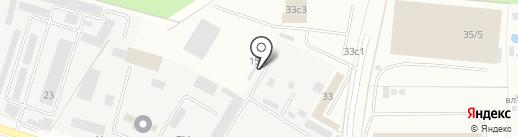 AKST COMPANY на карте Химок