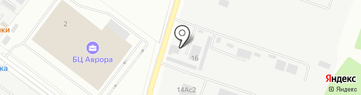 Мебельная мастерская на карте Химок