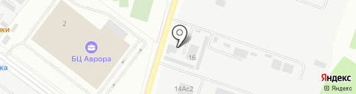 ТехСтройАльянс на карте Химок
