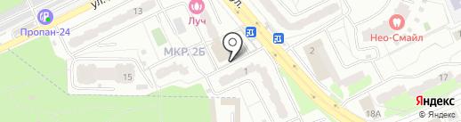Магазин инструментов на карте Химок