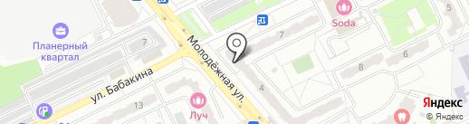 ГорЗдрав на карте Химок