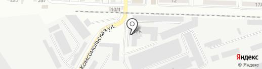 Агрегат на карте Чехова