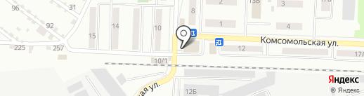 Чеховское раздолье на карте Чехова
