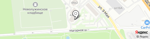 Альфа Центавра на карте Химок