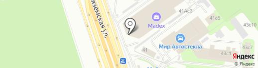 Loft Art на карте Москвы