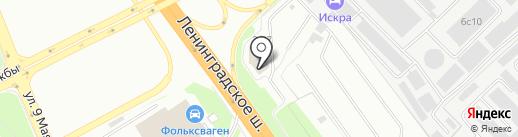 Remont-Bosch на карте Химок