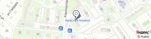 Дом быта на карте Лобни