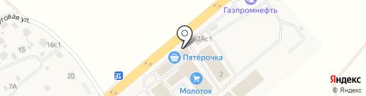 Магазин спецодежды на карте Троицкого